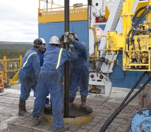 Northern Cross Drill Rig